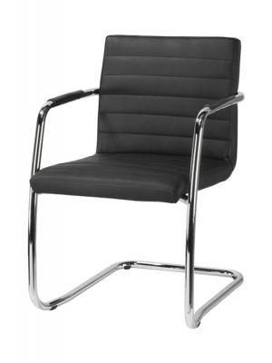 veragderstoel kunstleer | bestbudgetkantoormeubelen.nl