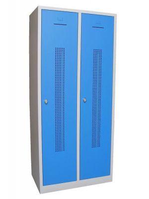 Garderobekast Blue L